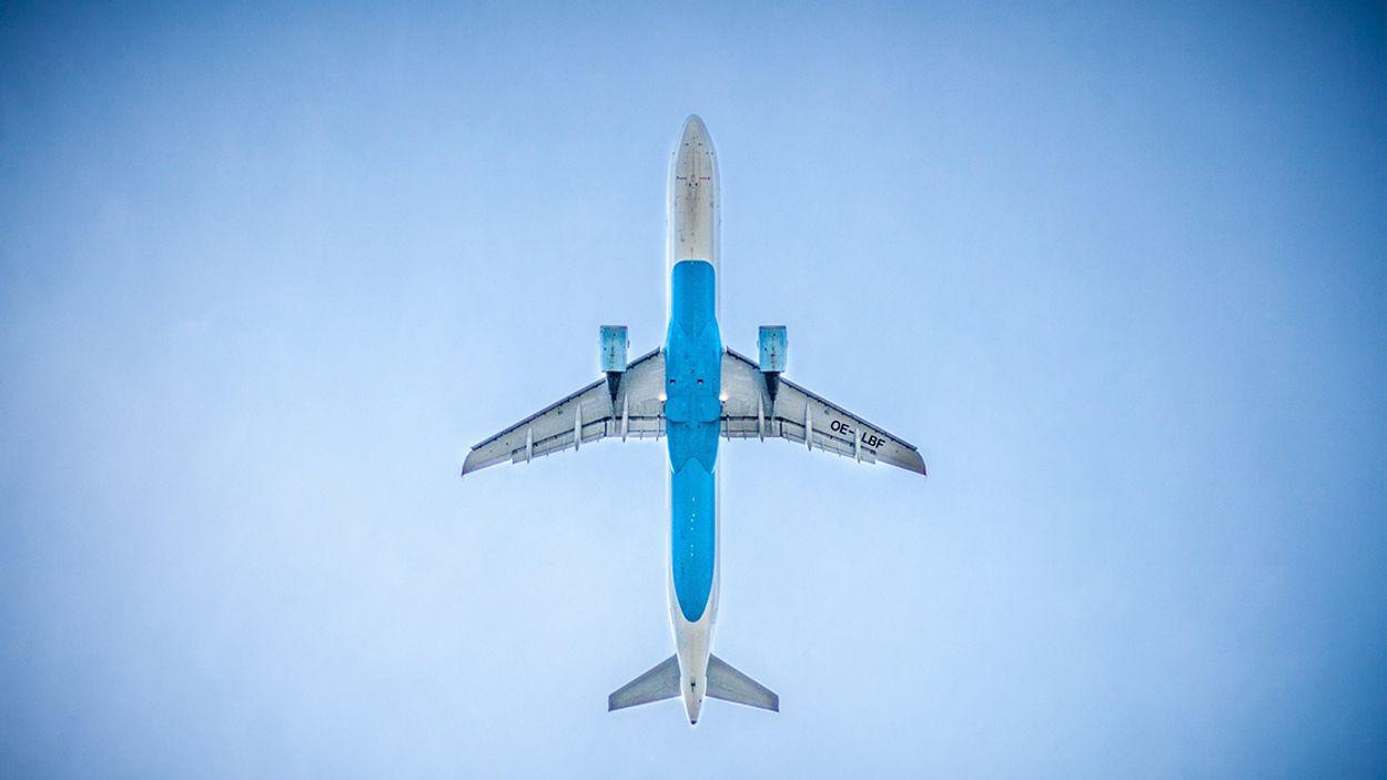 Afbeelding van Stoppen met vliegen voor het klimaat? Veel Nederlanders zijn bereid!