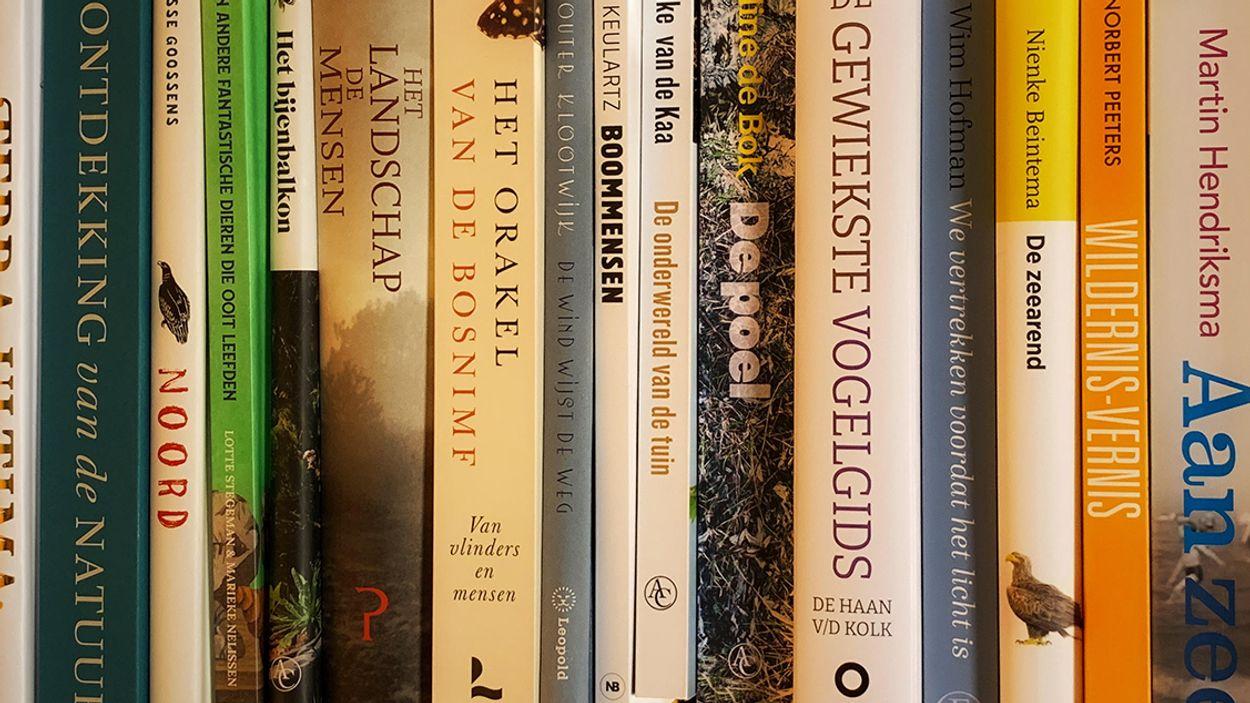 Afbeelding van Nog 21 boeken in de race voor de Jan Wolkers Prijs 2021