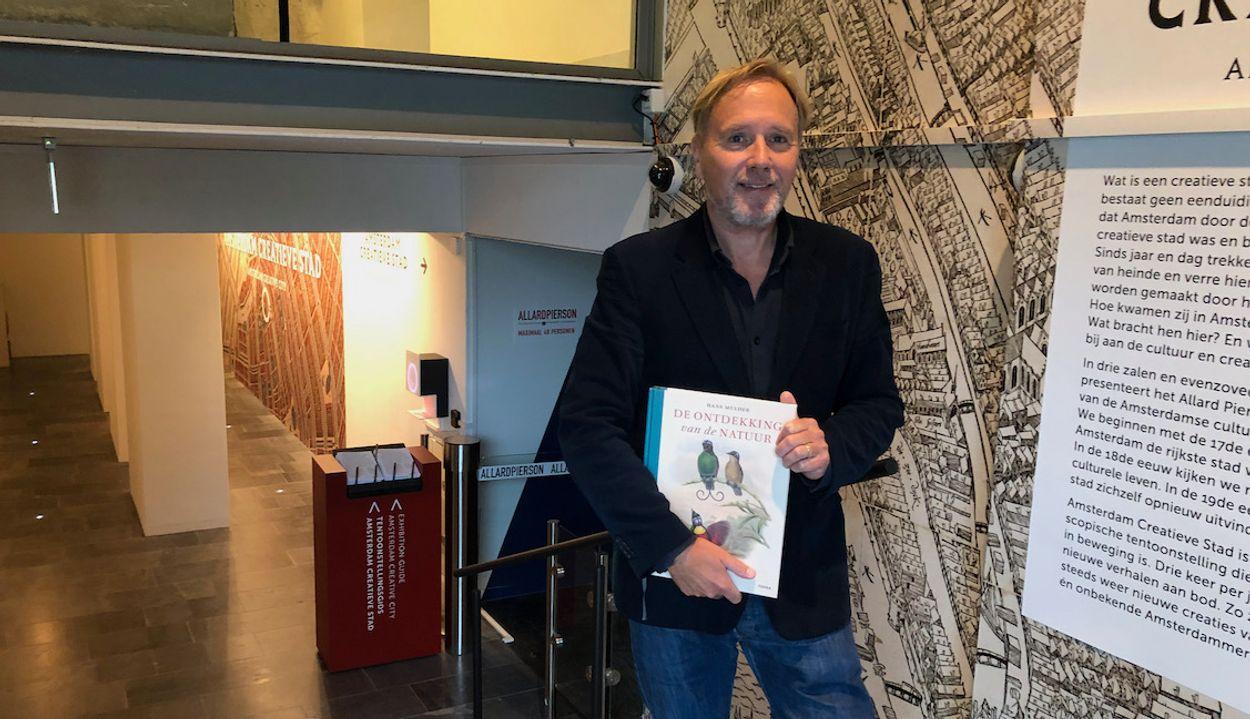 Afbeelding van De ontdekking van de natuur   Nominatie Jan Wolkers Prijs 2021