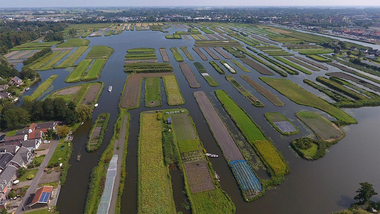 Rijk de duizend eilanden,(c) Stichting Veldzorg