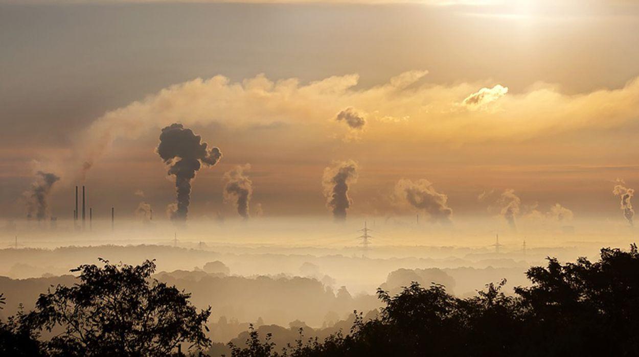 Afbeelding van Groot-Brittannië wil uitstoot broeikasgassen sterk terugdringen