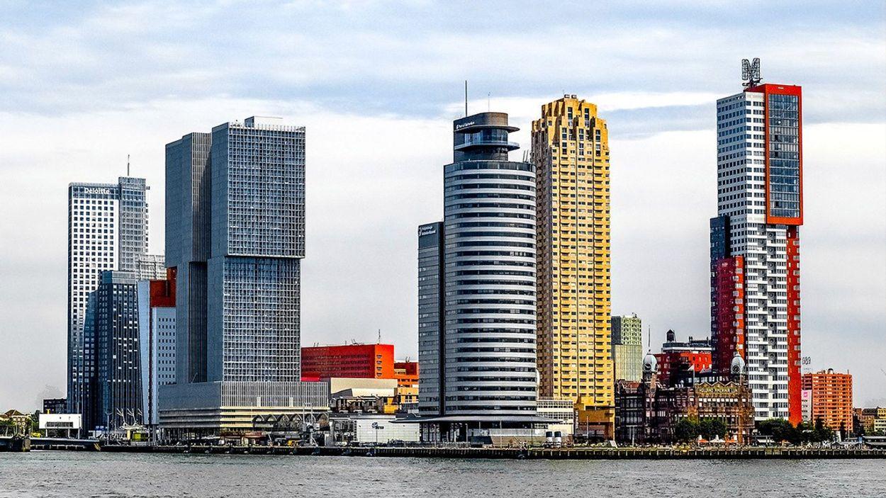 Afbeelding van Rotterdam roept noodtoestand uit voor het klimaat