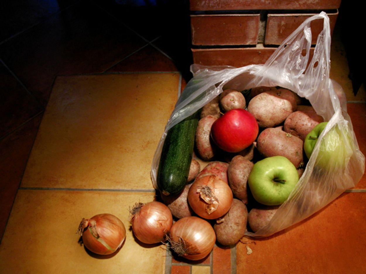 Afbeelding van Voedselverspilling is ook een klimaatprobleem