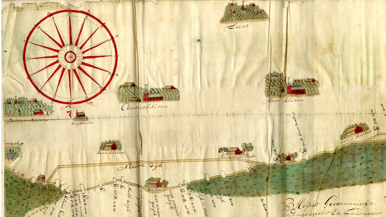 Historisch archief waterschap Amstel, Gooi en Vecht