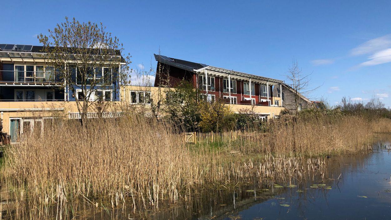 De wijk Lanxmeer in Culemborg (c) Rob Buiter