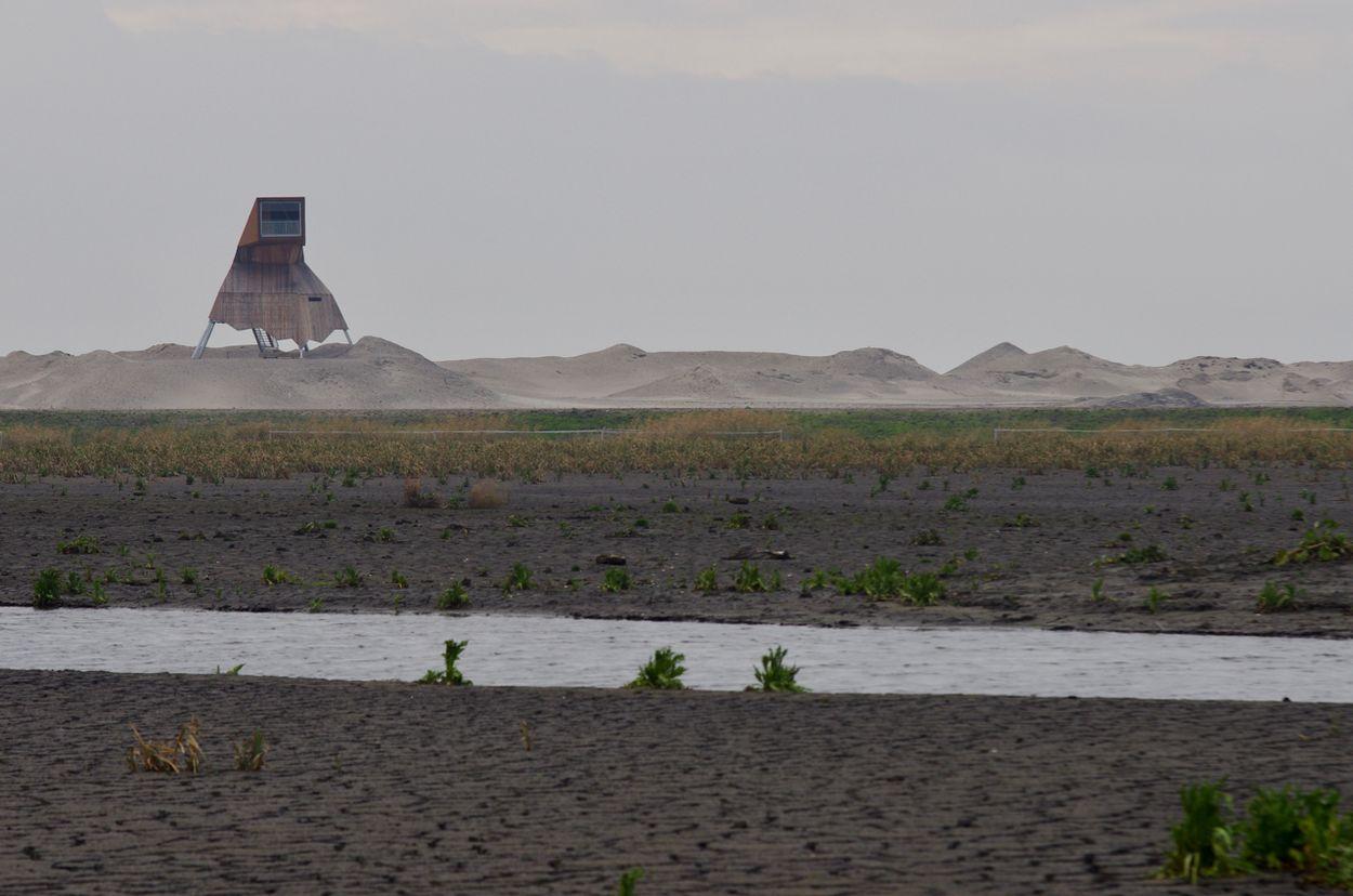 Afbeelding van Twee nieuwe eilanden voor de Marker Wadden