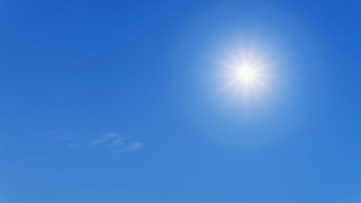 Afbeelding van Op een na zonnigste start van de zomer