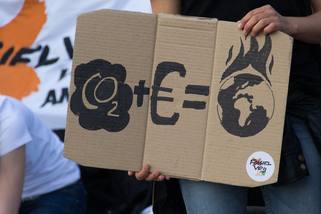 Afbeelding van Ruim zestig aanhoudingen bij protesten Extinction Rebellion