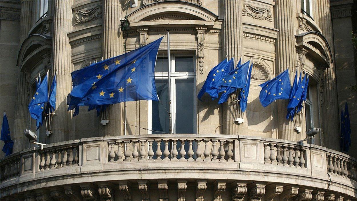 Afbeelding van EIB: bedrijven in EU investeren vaker vanwege klimaat dan in VS