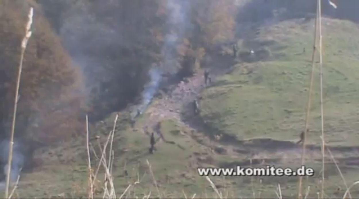 Afbeelding van Trekvogelslachting in Noord-Italië
