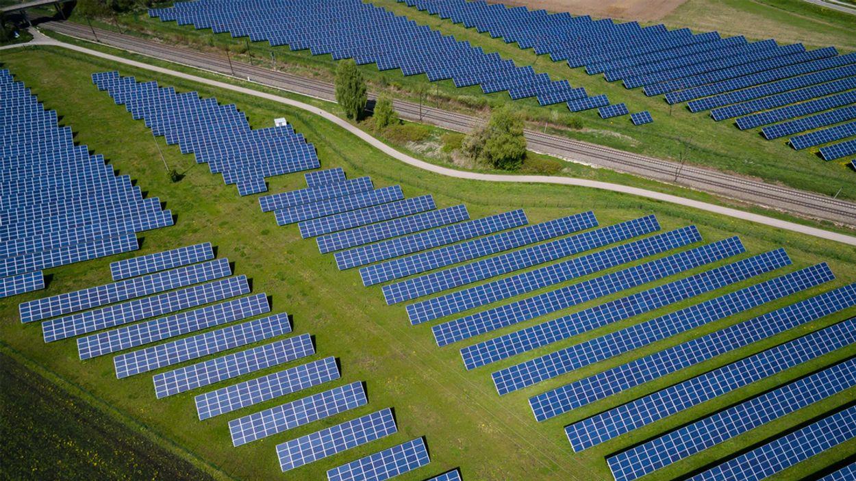 Afbeelding van Verbruik groene energie stijgt maar is nog ver onder streefniveau