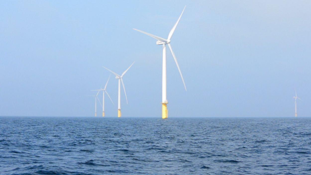 Afbeelding van Subsidievrij windpark Hollandse Kust Zuid heeft eerste afnemer stroom