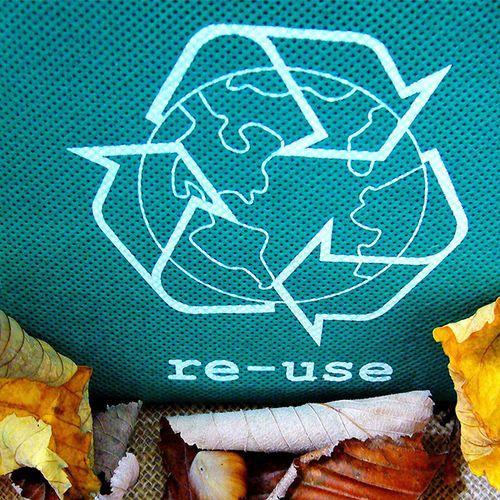 Afbeelding van 'Europese afspraken over recyclen moeten wereldwijd gelden'