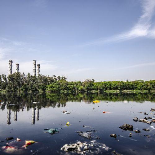 Afbeelding van Hoge concentraties PFAS in afvalwater