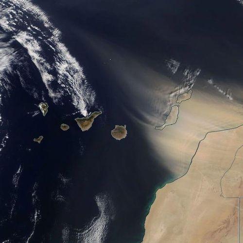 Afbeelding van Hoofdrol voor stof in ons klimaat
