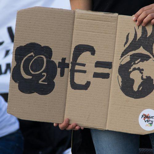 Afbeelding van Bezorgde burgers starten klimaatwake bij Catshuis